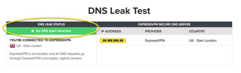 如何检查ExpressVNP是否正常运行?