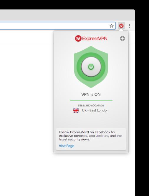 Chrome的ExpressVNP扩展