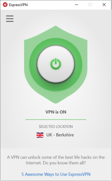 Windows下载ExpressVNP应用程序